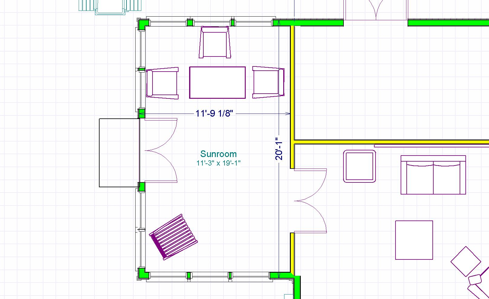 dream sunroom plans free 15 photo building plans online On sunroom blueprints free