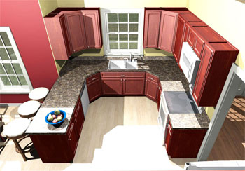 Kitchen ideas for Kitchen addition plans