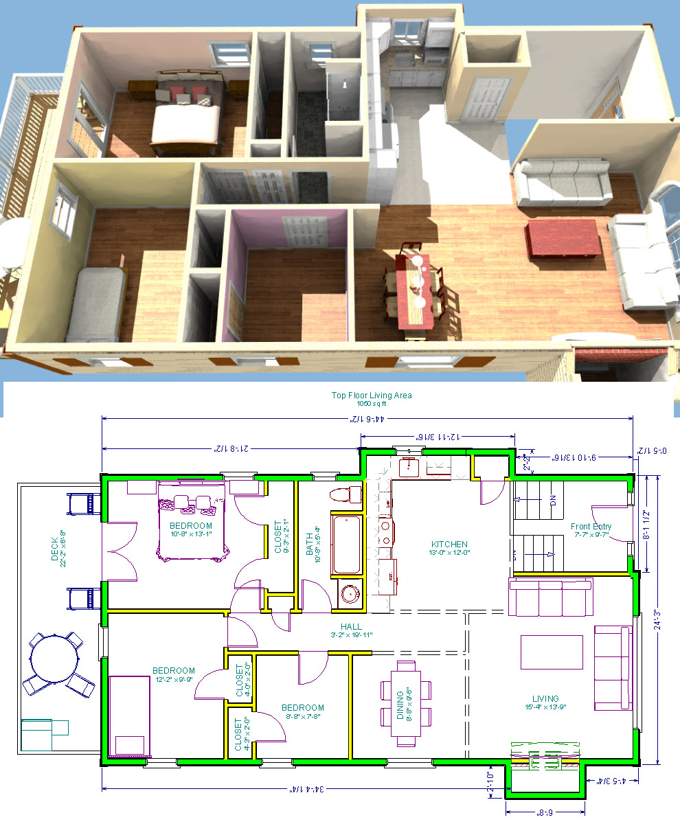 Farmington Ranch House Plans · Farmington Ranch House Plans ...