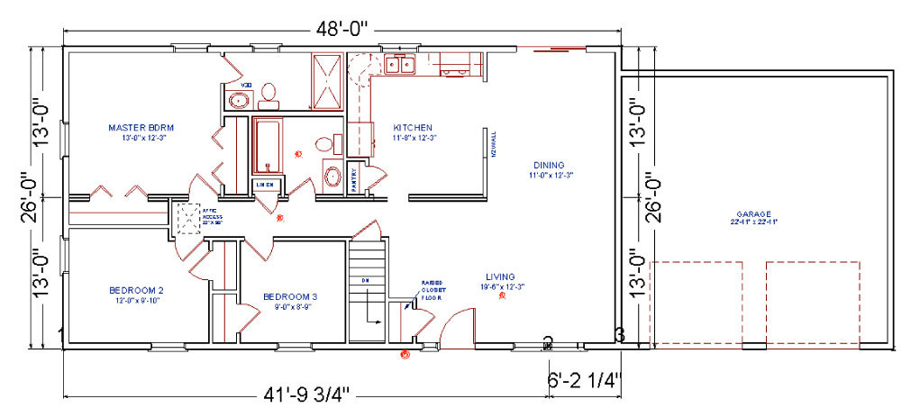 room addition floor plan