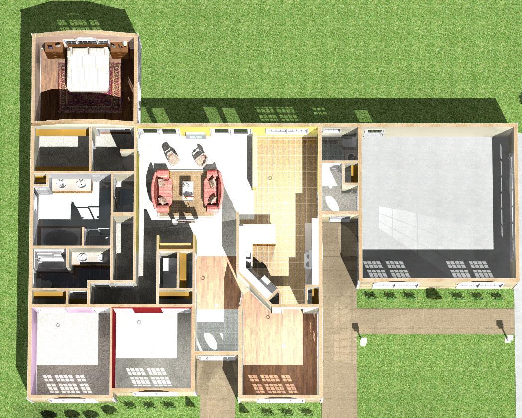 brewster modular ranch house