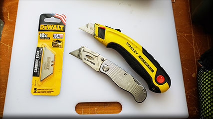 Which Utility Knife Blade is Best