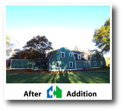farmhouse addition renovation