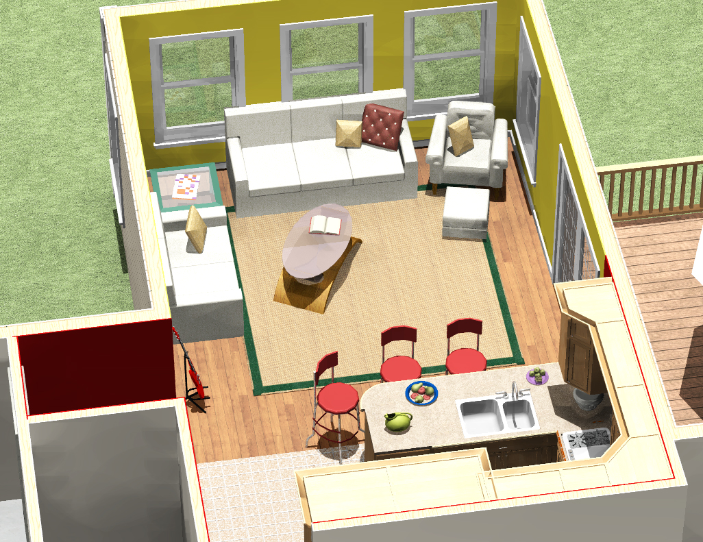 Floor Plans For Family Room Additions