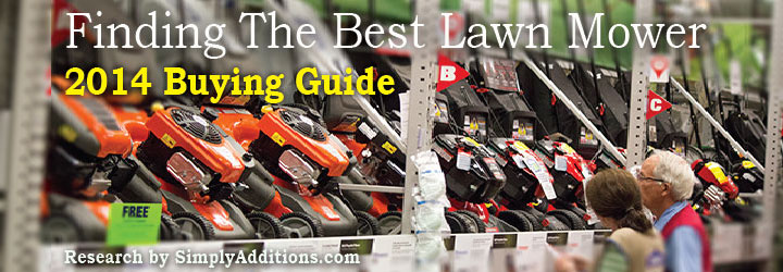 Best Self Propelled Lawn Mower Buying Guide 2014 Consumer Reports