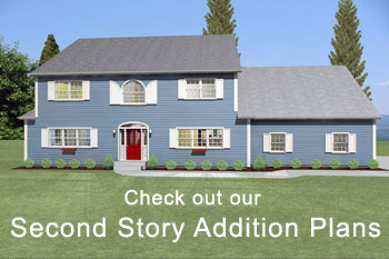 Secrets of the second story addition faq simply additions for Framing a second floor addition