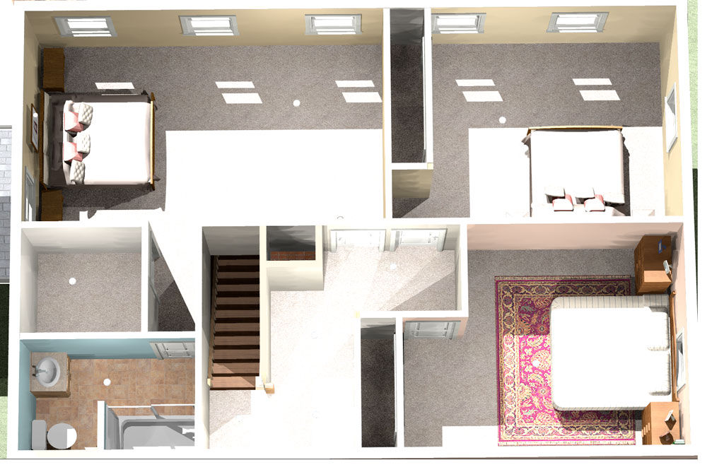 Floor Plans For Add A Level Modular Addition