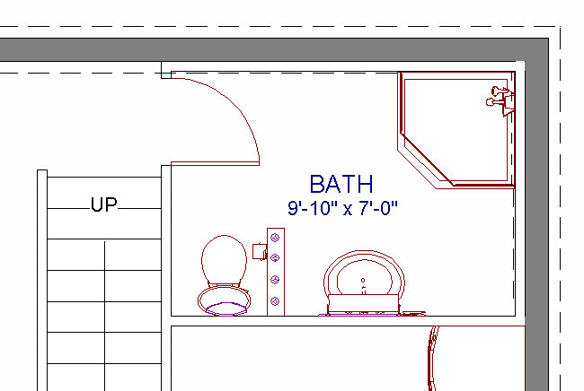 Bathroom Remodeling Plans New Bathroom  Simply Additions