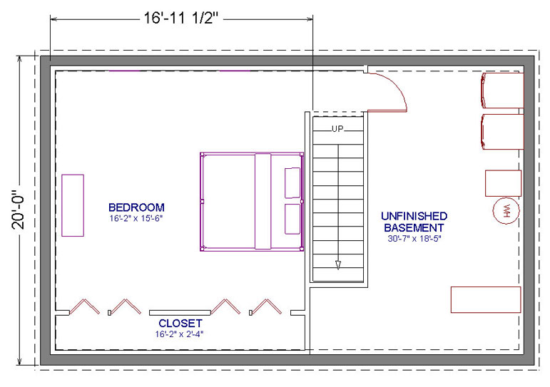 Bedroom In The Basement Project Costs Renovations