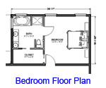 Add A Bedroom 256 Sq Ft Home Extension