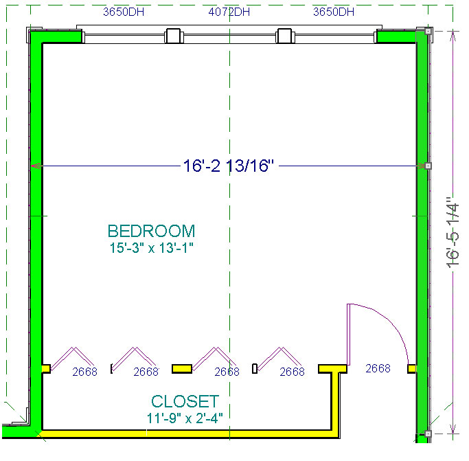 Bedroom Addition Plans ...
