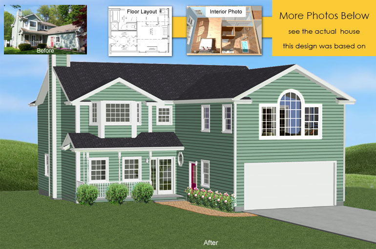 Master suite over garage plans and costs simply additions for Attached garage addition plans