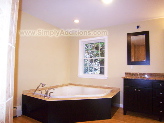 New Master Bath Whirlpool Tub