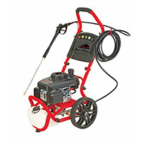 Predator 2500 PSI 2.4 GPM 4 HP 160cc Pressure Washer