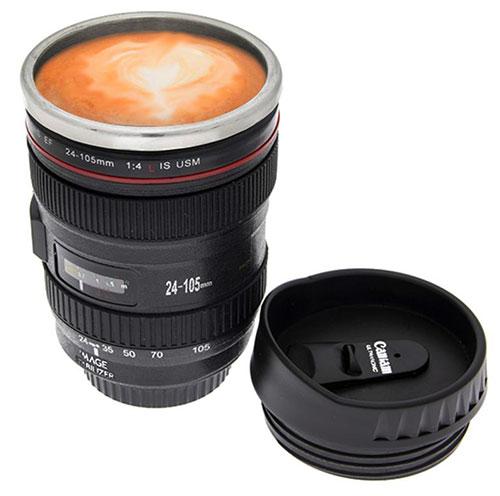Camera Coffee Lens Mug
