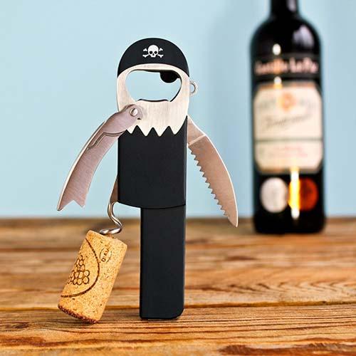 Peg-legged Pirate Corckscrew
