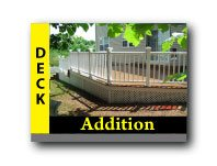 building a deck project