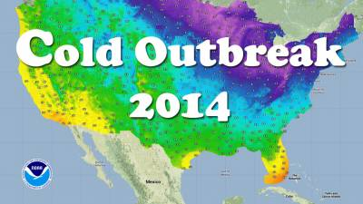 cold weather outbreak
