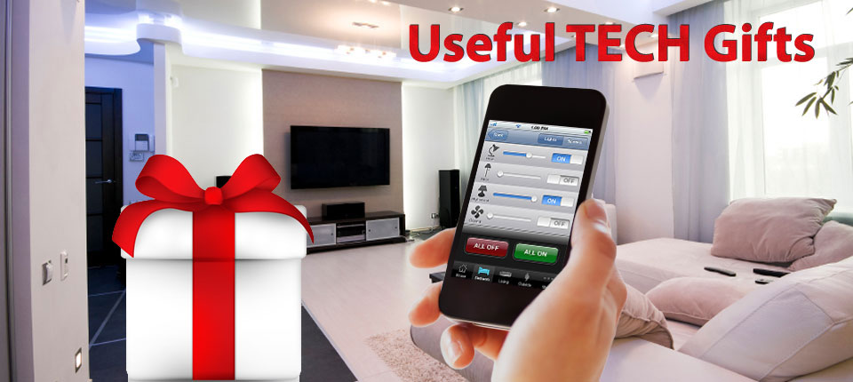 Useful Home Automation Christmas Birthday GiftsThe