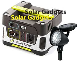 solar gadgets for home