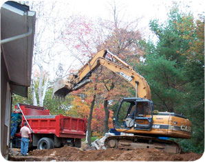 Excavation and Grading Contractors CT
