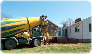 Foundation Construction- Rocky Hill, CT Project