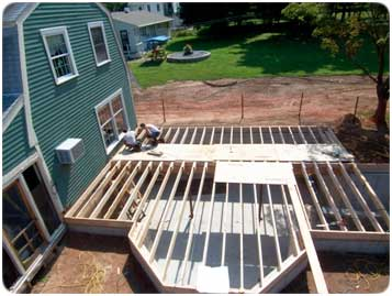 How to guide for pouring a new foundation for Where to start when building a house