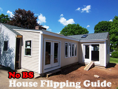 No BS house flipping how to guide