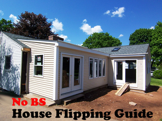 No bs how to guide to house flipping for Become a house flipper