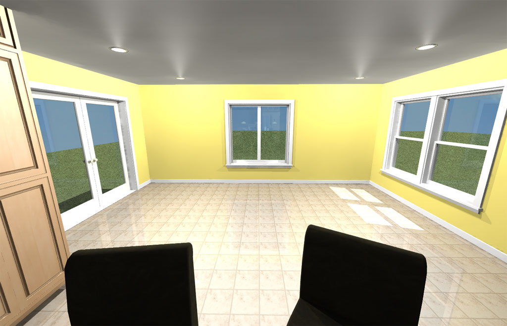 Get 3d architectural designs for your project for Interior design fees hourly