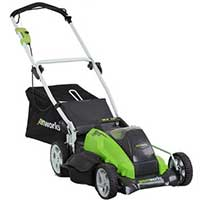 GreenWorks 25292 Lawn Mower