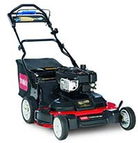 self propelled lawn mowers electric