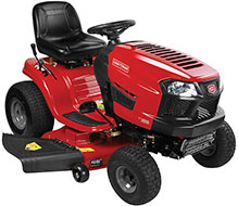 Craftsman 19hp 46 inch riding mower