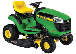 John Deere D105 42 in. 17.5 HP Automatic Front Engine Riding Mower