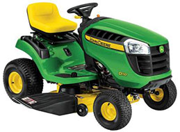 John Deere D110 42 in. 19 HP Hydrostatic Front Engine Riding Mower