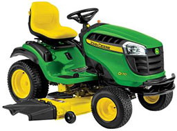 John Deere D170 54 in. 25 HP V Twin Hydrostatic Front Engine Riding Mower
