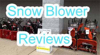 Best Snow Blower Reviews online. Get up to date sale information on Gas and Electric snow blowers & throwers. Offering buying guides on single stage and dual stage blowers.