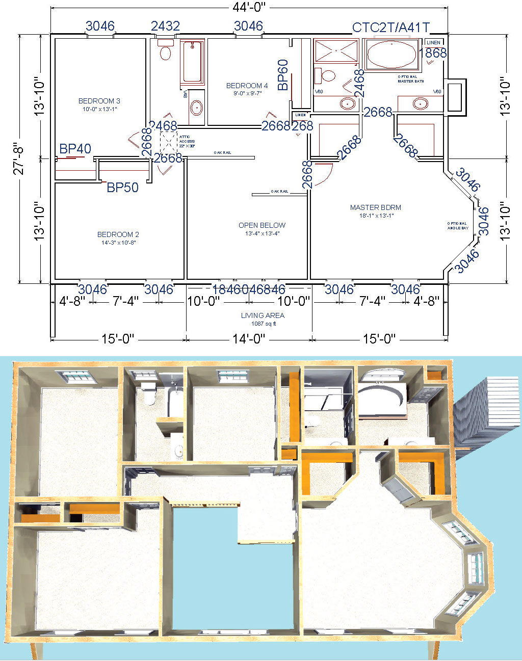 Free home plans acorn homes floor plans for Free home addition plans