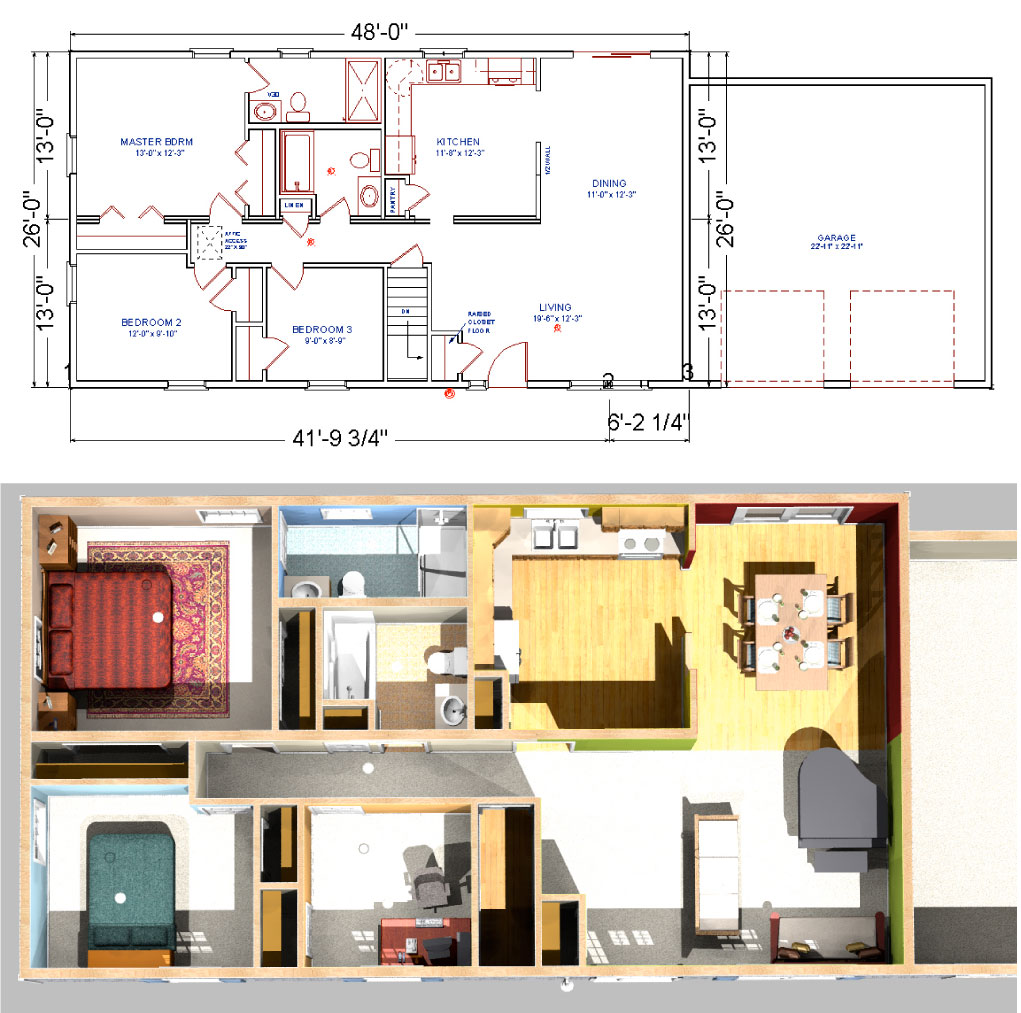 Modular Homes Floorplans and Free Home Buyers Guide