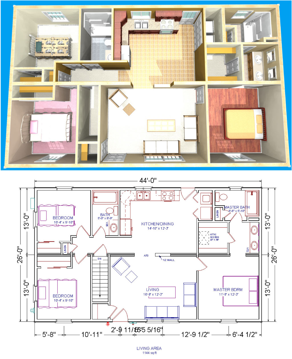 Lakeview home plans house plans home designs for Cabin addition floor plans