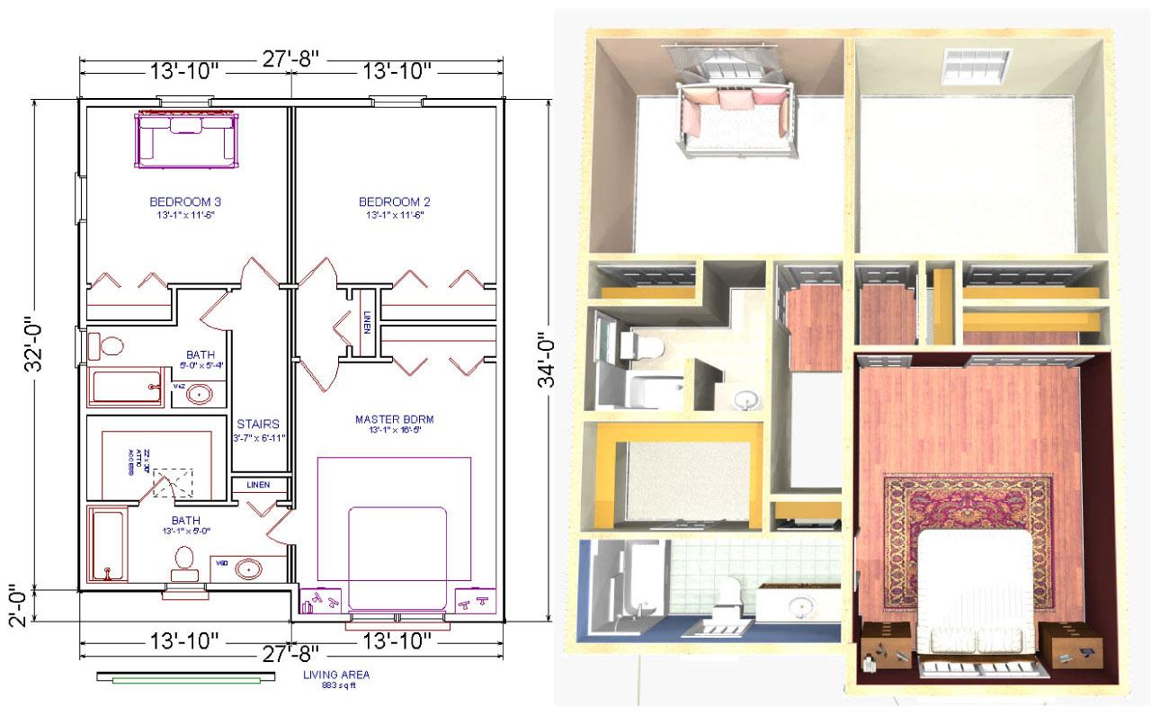 The richmond house plan house plans for Richmond house plan
