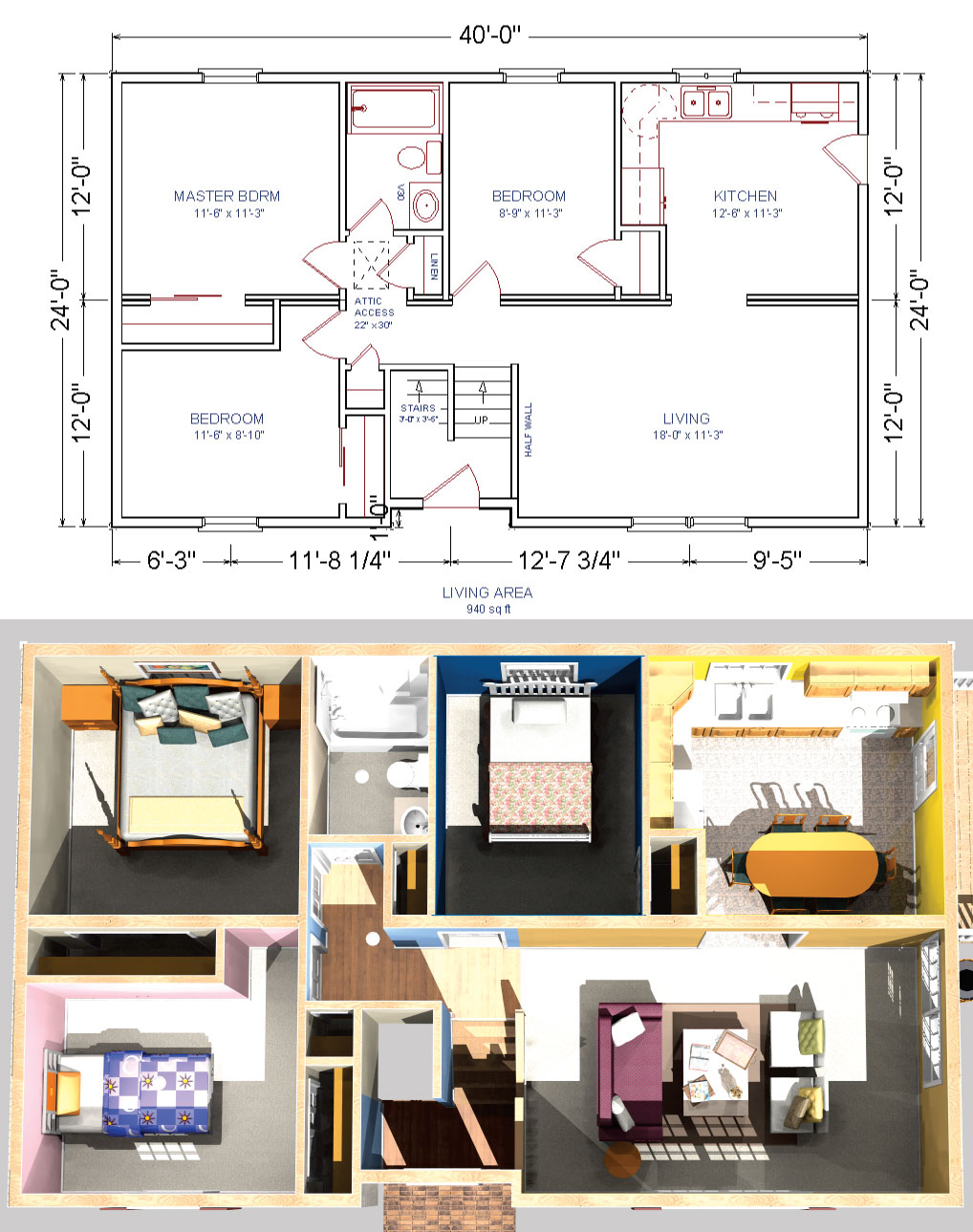 raised ranch modular home plans