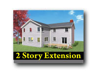 Two Story Extension Idea