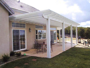 How to buy a patio cover services simply additions for Least expensive house to build
