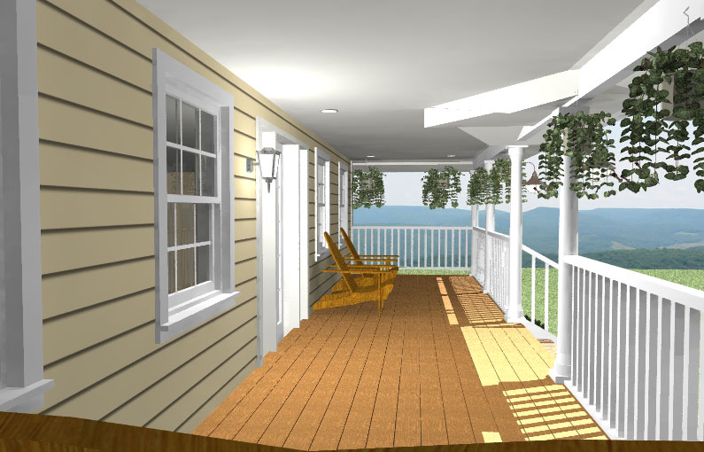 Porch Designs For Mobile Homes Find House Plans