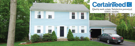 Colonial Siding CT