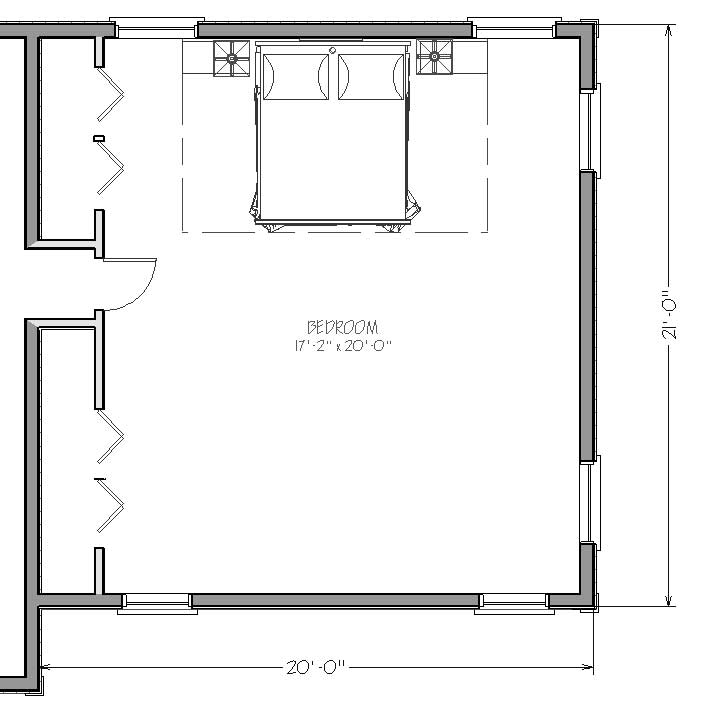 Bonus room addition cost package links simply additions Over the garage master bedroom plans