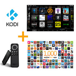 Kodi and Amazon Fire TV Stick is all you need to cut the cord for good.