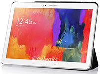 Samsung Galaxy Tab Pro 16GB tablet has a gorgeous 2560x1600 screen, microSD slot, and 9 hours of battery life.