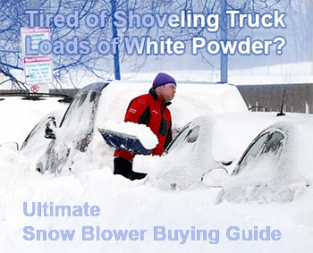 Annual Snow Blower Buying Guide with Reviews
